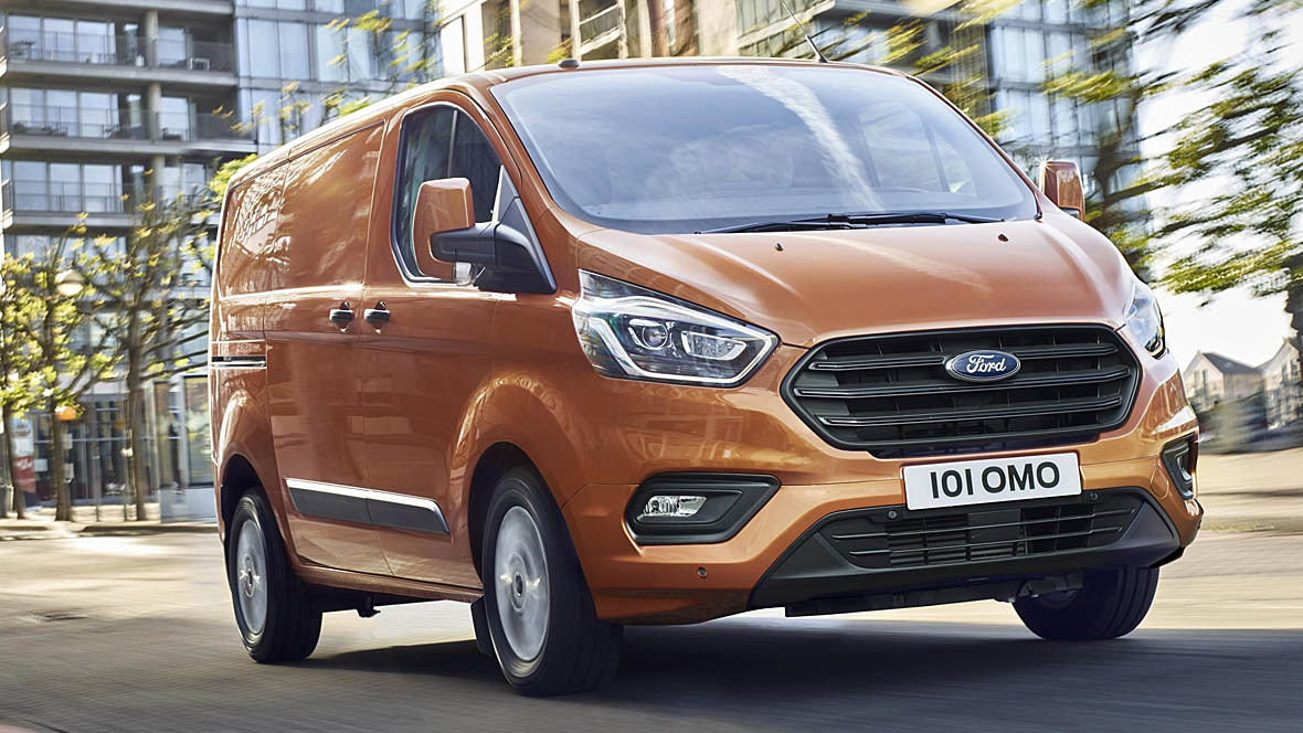 Ford Transit Custom (2018)