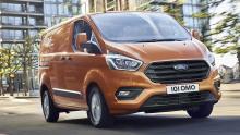 Ford Transit Custom (2018)