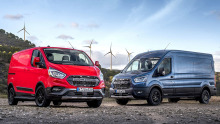 Ford Transit Tourneo Active und Trail