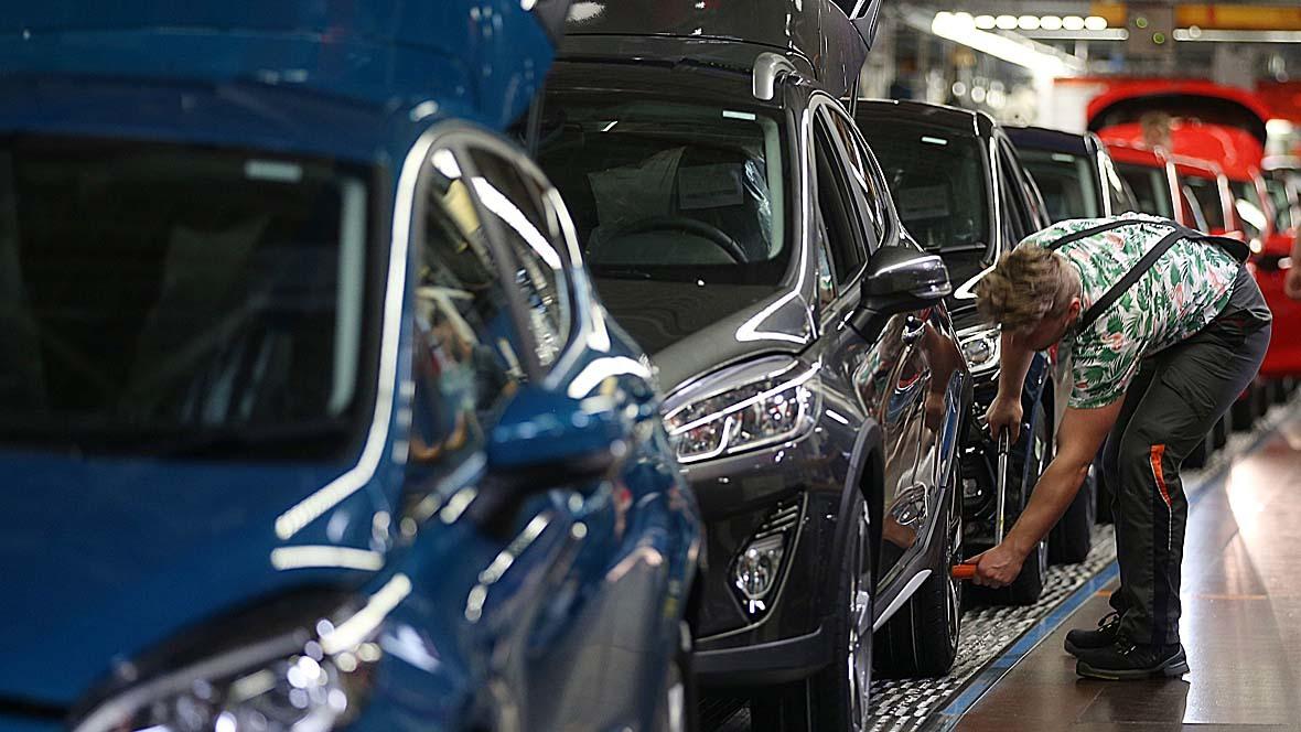 Ford Werke Köln Produktion