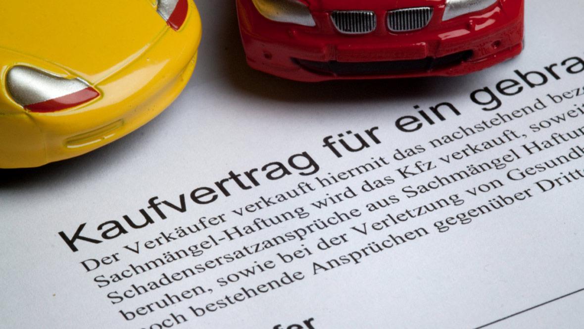 Rucktrittsrecht Vom Pkw Kauf Autohaus De