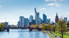 Frankfurt am Main, Skyline, Hochhäuser