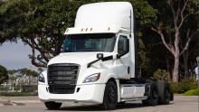 Freightliner E-Lkw Daimler