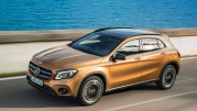 Mercedes GLA Facelift