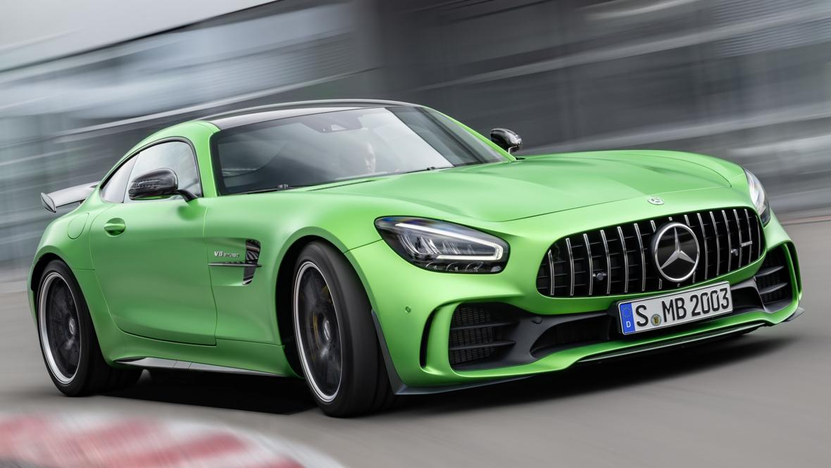 Preise Fur Mercedes Amg Gt Leichtes Lifting Leichter Anstieg