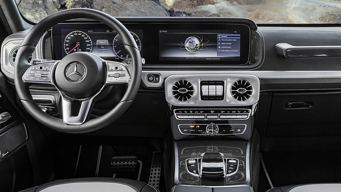 Mercedes benz g klasse 2018 for How to get a job at mercedes benz