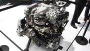 Gegenkolbenmotor im Ford F-150