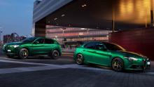 Alfa Romeo Giulia und Stelvio QV