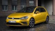 VW Golf VII Facelift