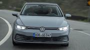 Fahrbericht VW Golf 8 Autoflotte