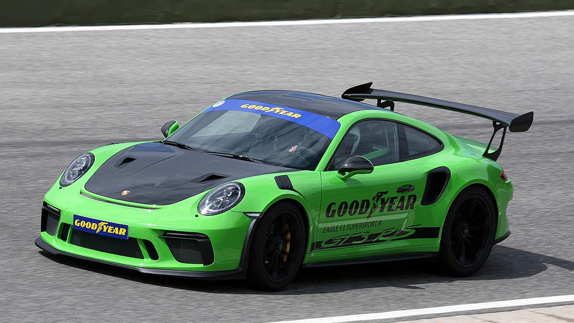 Goodyear Supersport R