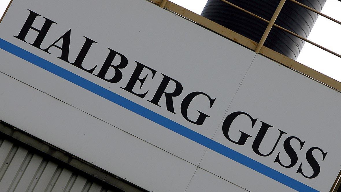 Halberg Guss