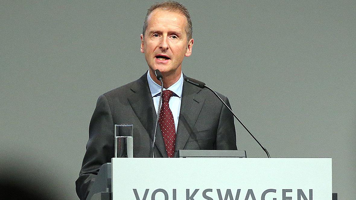 Herbert Diess VW