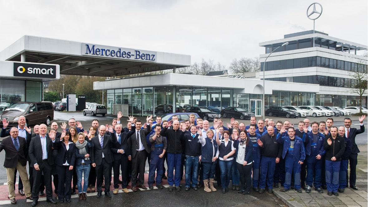 Herbrand-Gruppe Mönchengladbach