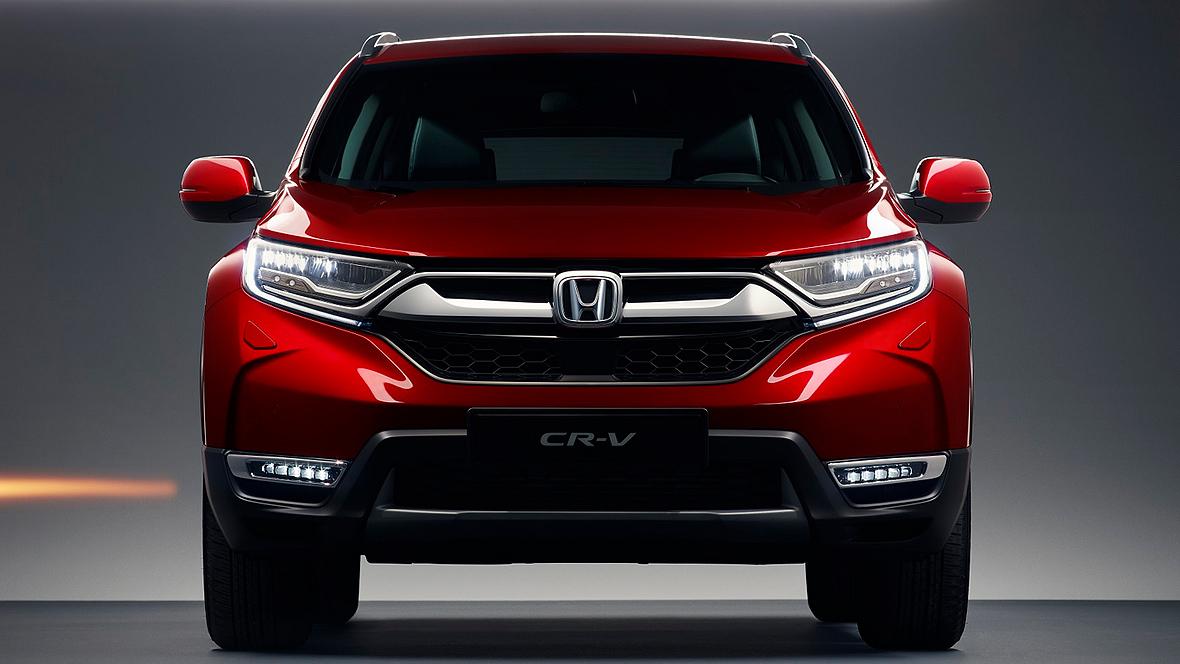 Honda Cr V 2019 Autohaus De