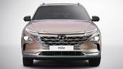Hyunda Brennstoffzellenauto