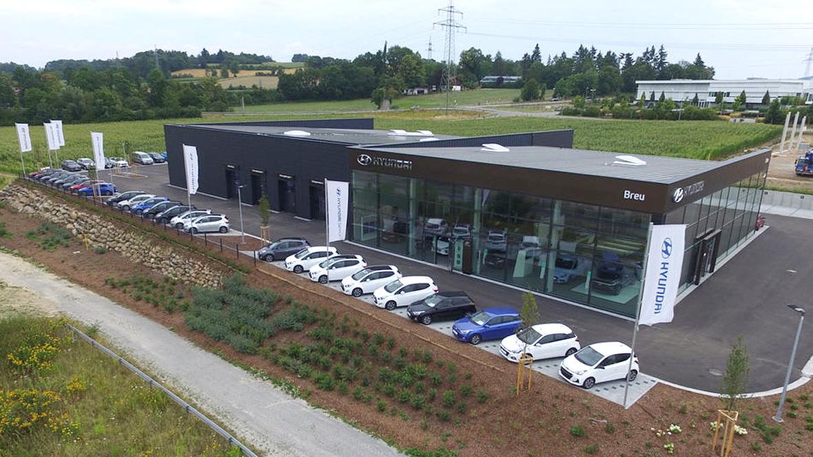 Hyundai Breu Cham
