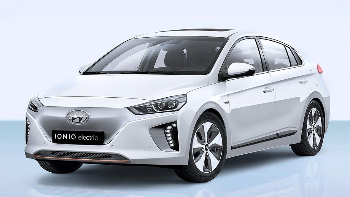 E-Autos und ein Plug-in-Hybrid: Die saubersten Pkw 2017