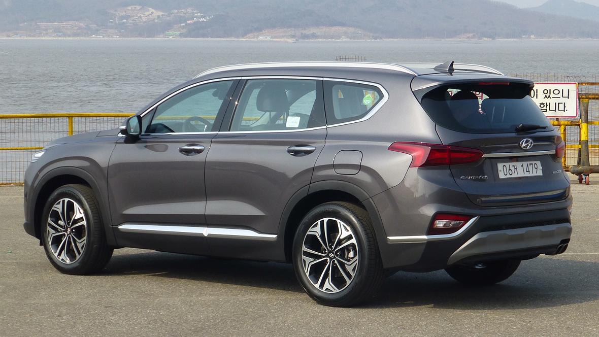 Santa Fe Suv >> Hyundai Santa Fe (2019) - autohaus.de