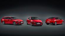 Facelift Hyundai i30 (2021)