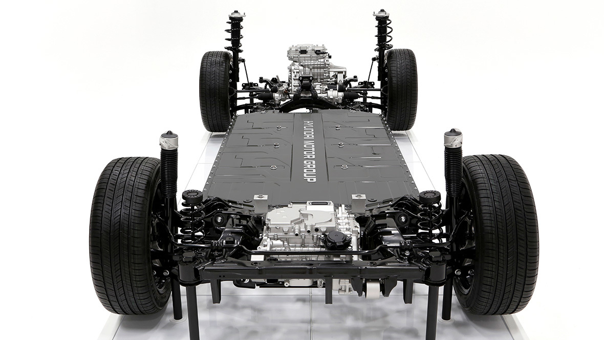 Hyundai; Kia; Genesis; neue Elektro-Plattform
