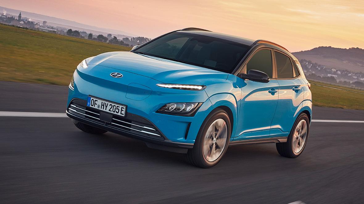 Hyundai Kona Elektro (2021)
