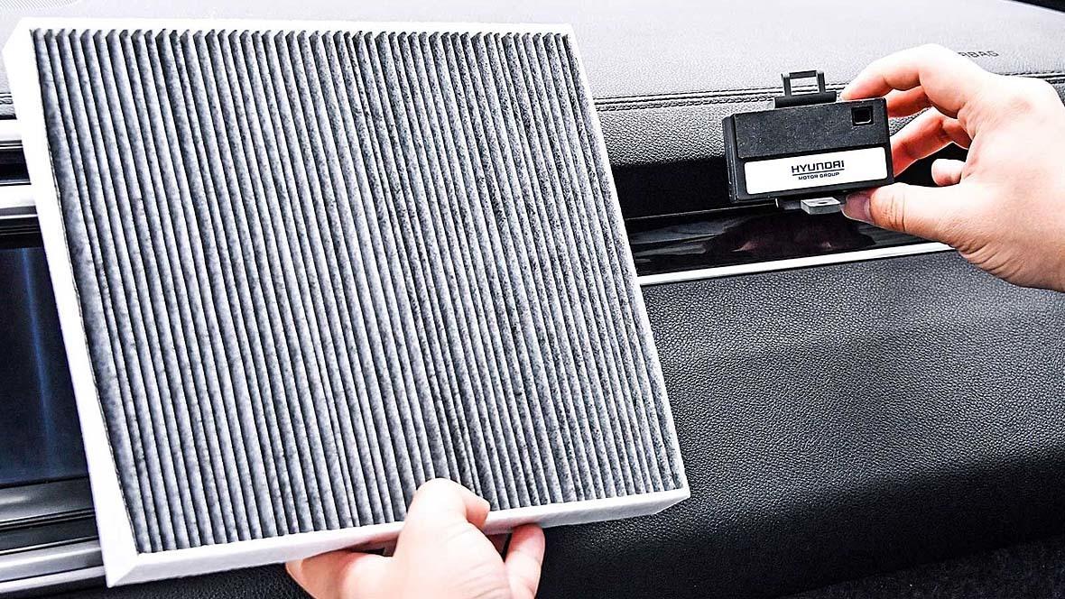 Hyundai Luftreinigungssystem