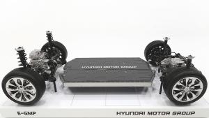 E-Plattform Hyundai E-GMP