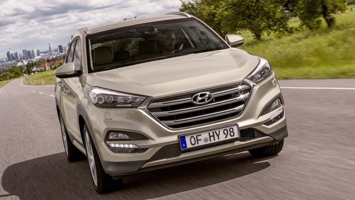 Hyundai Tucson Fahrbericht