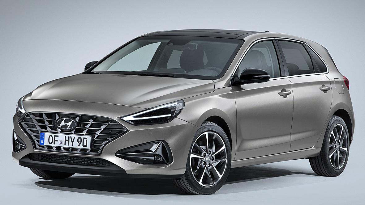Hyundai i30 Facelift (2021)