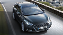 Hyundai i40 Kombi Facelift