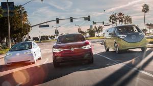 VW ID Modellfamilie; ID.3; ID.4; ID.Buzz