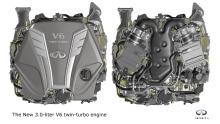 Infiniti V6 Motor