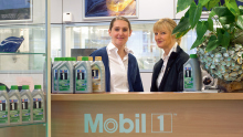Autohaus Empfang Mobil1