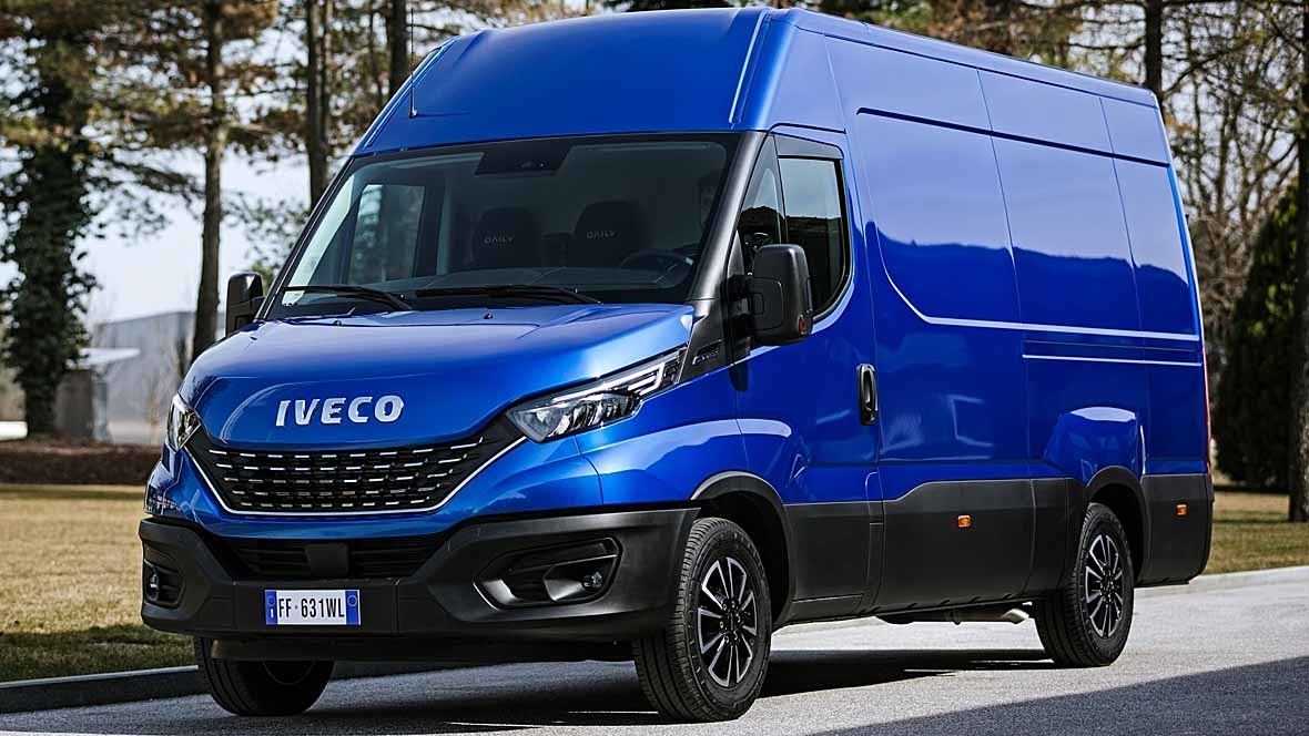 Iveco Daily Facelift (2020)
