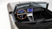 Jaguar E-Type als E-Auto