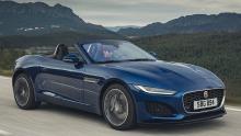 Jaguar F-Type (2020)