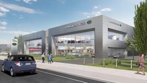 Jaguar Land Rover Statement Site München