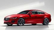 Jaguar XE (2020)