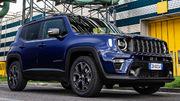 Jeep Renegade Sondermodell