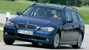 30 Jahre BMW 3er Touring