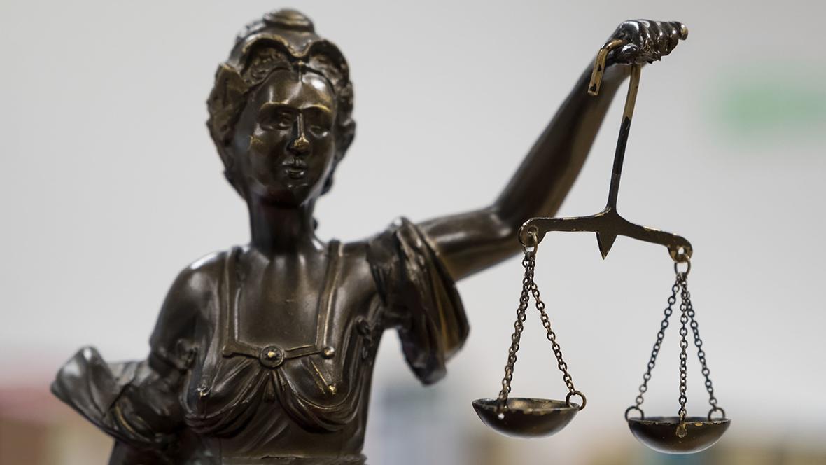 Justitia; Justiz; Gericht; Gerechtigkeit; Rechtsprechung; Gesetz; Urteil; Unabhängigkeit; neutral;