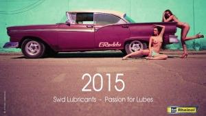 Erotik-Kalender von SWD Lubricants