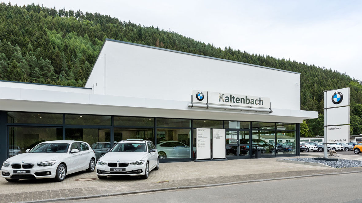 kaltenbach investiert in neue bmw ci. Black Bedroom Furniture Sets. Home Design Ideas