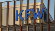 Verwaltungsgebäude der Kreditanstalt für Wiederaufbau KfW Frankfurt