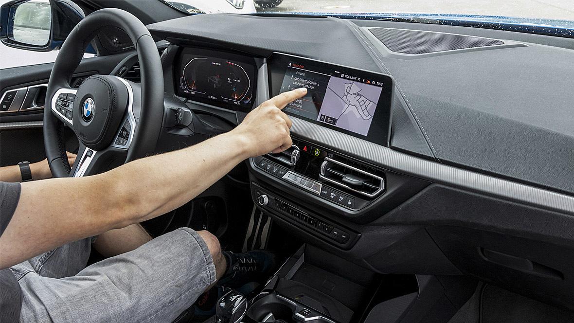 Konnektivität BMW 1er