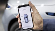 Daimler Konnektivitäts-Dienst