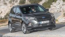 Ford Kuga Facelift 2017