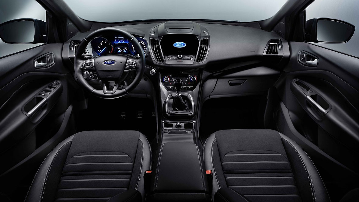 ford kuga 2017. Black Bedroom Furniture Sets. Home Design Ideas
