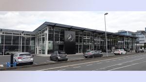 Umbau Mercedes-Kunzmann